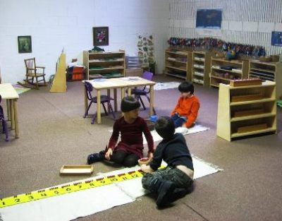 Excellent Environment for Learning at Maple Tree Montessori
