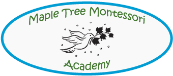 Maple Tree Montessori Academy in Brighton, MI Dove Logo